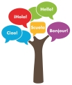 Our language tree