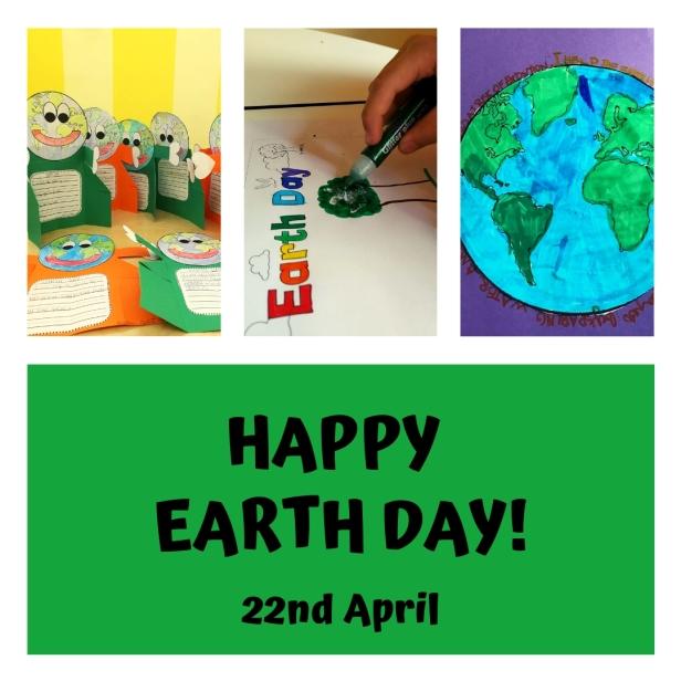 Copia di HAPPY EARTH DAY!