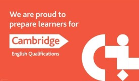 Since 2004 we prepare for Cambridge Exams
