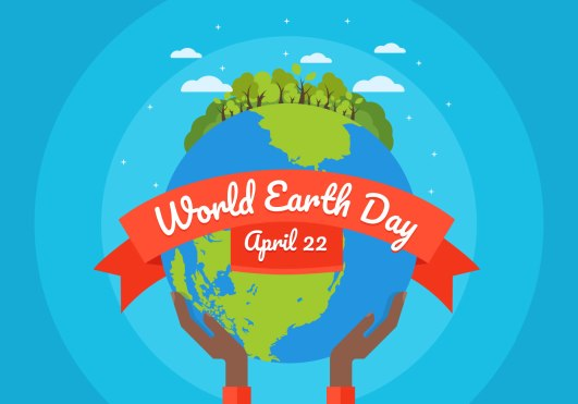 earth-day-background-illustration-vector